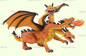 Игровая фигурка «Трехголовый дракон», 75548