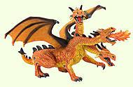 Игровая фигурка «Трехголовый дракон», 75548, отзывы