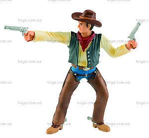 Игровая фигурка «Ковбой с револьвером», 80671