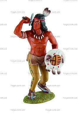 Игровая фигурка «Индеец-воин», 80676