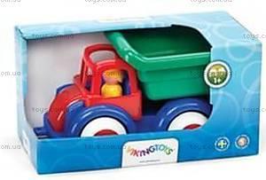 Детский грузовик «Веселушка» с человечками, 81250