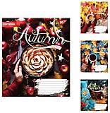 Тетрадь А5 48 листов в линию AUTUMN 10шт в упак, 764147, детские игрушки