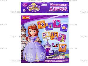 Азбука на магнитах Дисней «София», 4211, игрушки