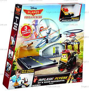 Аэропорт и взлетная полоса для героев м/ф «Самолетики» серии «Огонь и риск», BGP05, фото