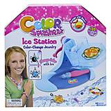Игровой набор Color Splasherz Ice Design Station + Planet orbeez, 200013, купить