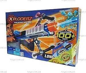 Игровой набор Xploderz X2 XBow 1500 с гидропульками, 200012