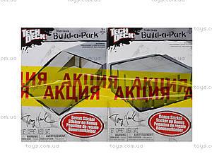 Большой набор для скейтпарка «Платформа и 7 рамп», 13817-setBIG-TD, фото