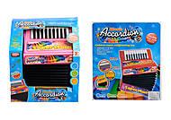 Аккордеон музыкальная игрушка, 20234, отзывы