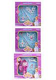Аксессуары для девочек «Sofia» 3 вида, 004S5S6S, купить