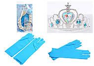 Волшебная палочка, диадема, перчатки, C23023, фото
