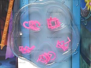 Манекен для причесок со звуковыми эффектами, 8898-3, детские игрушки