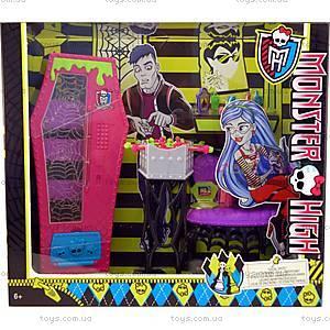 Аксессуары серии «Новый страхоместр» Monster High, BJR19
