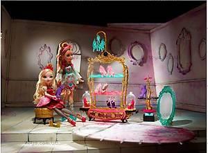 Аксессуары Ever After High «Городок Развязки Всех Книг», CFD05, детские игрушки