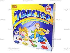 Активная игра «Твистер», 3002, отзывы