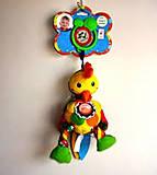 Активная игрушка-подвеска «Забавный петушок», 104GD, фото
