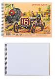 Альбом для рисования на пружине KRAFT, 40 листов, 120 гм A4, AR4740, магазин игрушек