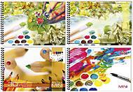 Альбом для рисования мини, 30 листов, A5 (упаковка 5 штук), АА5430, интернет магазин22 игрушки Украина