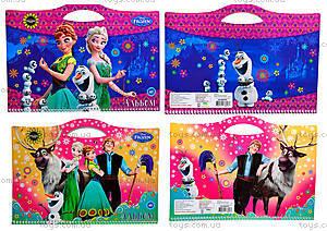 Альбом для рисования Frozen, 40 листов, Ц558004У