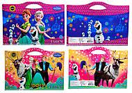 Альбом для рисования Frozen, 40 листов, Ц558004У, купить