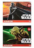 Альбом для рисования Star Wars, 30 листов, Ц557005У, купить
