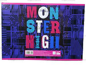 Альбом для рисования «Монстер Хай», MH14-241-1K, фото