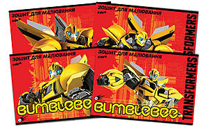 Альбом для рисования Transformers, TF14-241K, купить