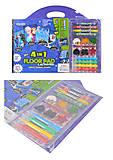 """Набор для творчества """"Холодное сердце"""", с альбомом и принадлежностями, 2108-FR, магазин игрушек"""