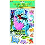 Альбом с наклейками «Динозавры», SAS-102, купить