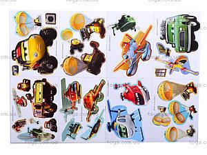 Альбом с наклейками «Летачки», 4510-08, отзывы
