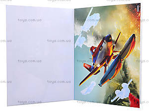 Альбом с наклейками «Летачки», 4510-08, цена