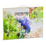 """Алмазная живопись """"Бабочки"""", GB70870, цена"""