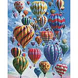 "Алмазная вышивка ""Воздушные шары"", АМ 6010, тойс"