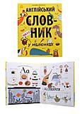 Английский словарь в рисунках, С901205У, фото