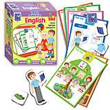 Английский язык на магнитах «Семья», VT1502-11, купить