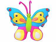Антистресс-подушка в форме бабочки, 432, фото