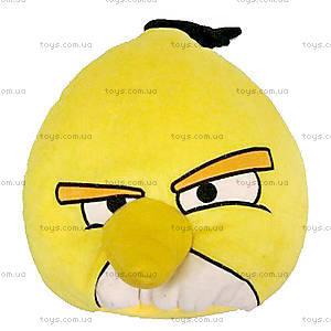 Антистрессовая мягкая желтая птичка Angry Birds, SC12283/10