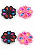 Антистресс Pop it Simple Dimple 9 см, 8 пупырок, спиннер, C45461, детский