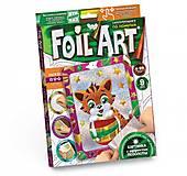 Аппликация цветной фольгой «Foil Art», , фото
