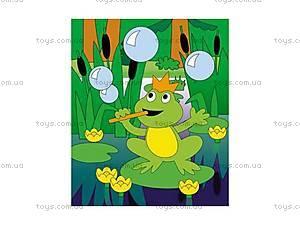 Аппликация для детей «Лягушонок», 257006, купить