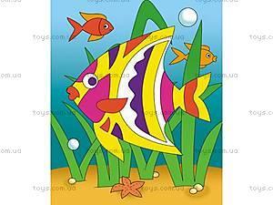 Аппликация для детей «Рыбки», 257008, купить