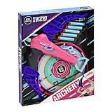 """Арбалет  """"Archery"""" (сине-розовый), 9823/9824, магазин игрушек"""