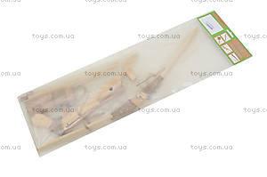 Арбалет деревянный 40 см, буковый, 172027у, фото