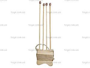 Арбалет деревянный игрушечный, 171907у, фото