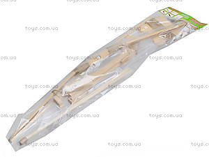 Арбалет деревянный игрушечный, 171907у, toys.com.ua