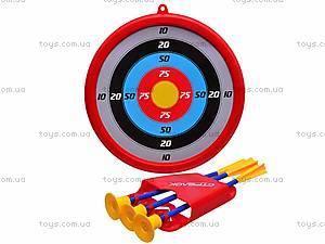 Арбалет и стрелы на присосках, M0010, toys