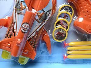 Арбалет «Летачки» с присосками, DB002, игрушки