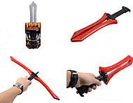 Арбалет-меч со стрелами серии «Мстители», HT15406