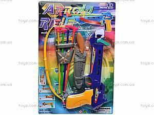 Арбалет со стрелами детский, 395A