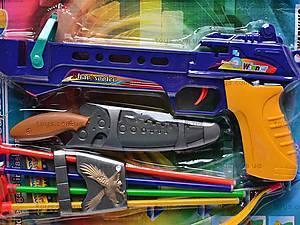 Арбалет со стрелами детский, 395A, купить