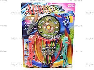 Арбалет со стрелами, для детей, 395B